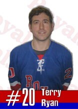 Terry Ryan - Corner Brook Royals