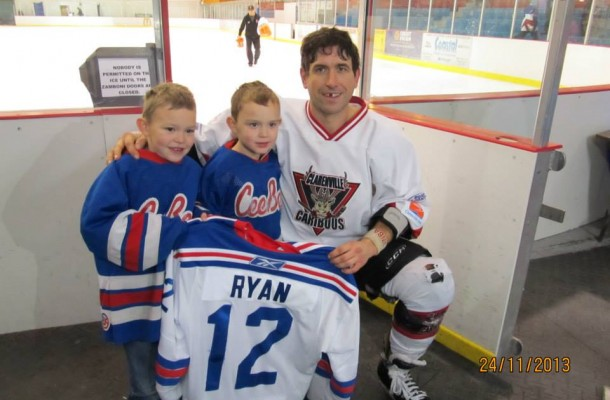 Terry Ryan | Clarenville Caribous | Newfoundland Hockey Talk