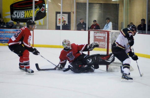 Jason Churchill Clarenville Caribous   Newfoundland Hockey Talk