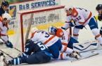 St. John's IceCaps vs Falcons   Newfoundland Hockey Talk