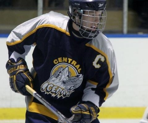 Josh Fitzgerald Central IcePak   Newfoundland Hockey Talk