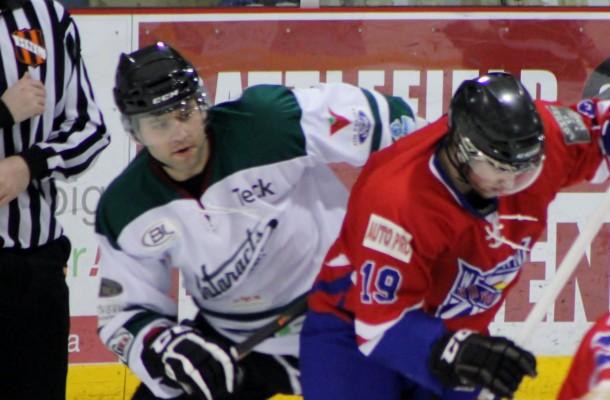 Rob Hennigar Grand Falls-Windsor Cataracts   Newfoundland Hockey Talk
