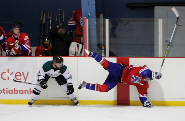 Western Royals Action | Newfoundland Hockey Talk