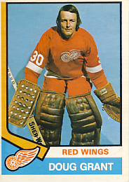 Doug Grant Detroit Red Wings