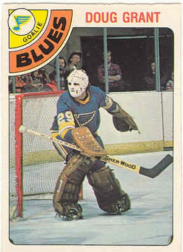 Doug Grant St. Louis Blues