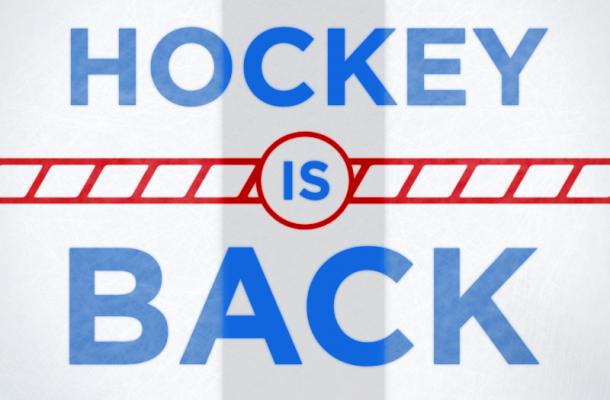 Newfoundland Hockey Is Back!