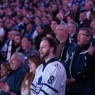 Leafs Fans Sing US National Anthem