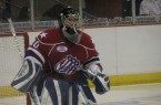 Ryan Mior as pictured in a game with the Rochester Americans.