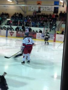 Royals vs Cataracts   Newfoundland Hockey