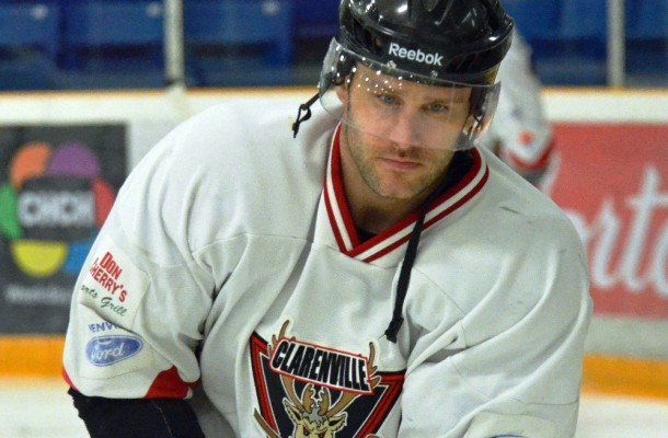Ryan Desrosiers | Clarenville Caribous