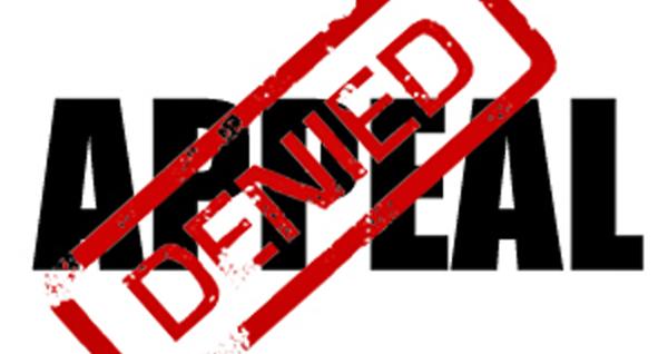 Hockey Canada Appeal Denied