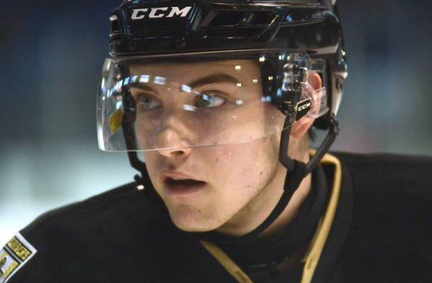 Brett Budgell QMJHL