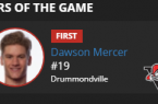 QMJHL Dawson Mercer