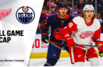 Game Recap Edmonton Oilers - Detroit Red Wings